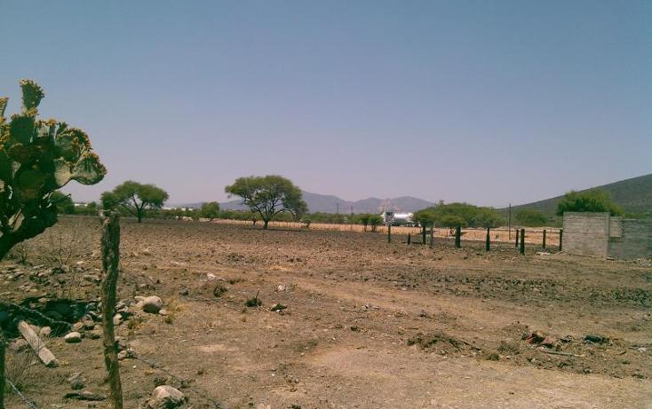 Foto de terreno industrial en venta en pie de carretera sin numero, tunas blancas, ezequiel montes, querétaro, 443693 No. 08