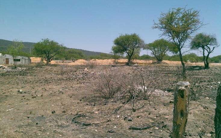 Foto de terreno industrial en venta en pie de carretera sin numero, tunas blancas, ezequiel montes, querétaro, 443693 No. 10