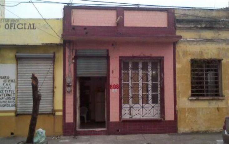 Foto de casa en venta en zamota sin numero, veracruz centro, veracruz, veracruz de ignacio de la llave, 1703406 No. 01