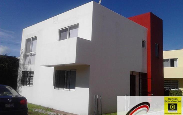 Foto de casa en renta en  sin numero, zerezotla, san pedro cholula, puebla, 590727 No. 01