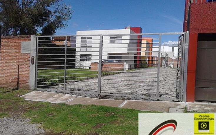 Foto de casa en renta en  sin numero, zerezotla, san pedro cholula, puebla, 590727 No. 12