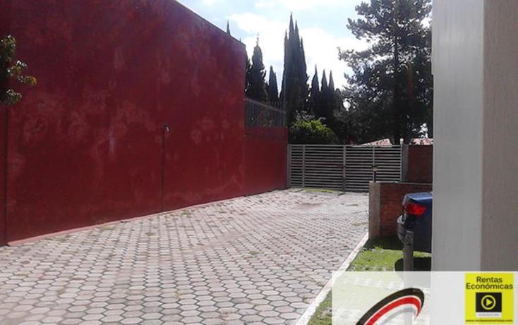 Foto de casa en renta en  sin numero, zerezotla, san pedro cholula, puebla, 590727 No. 13