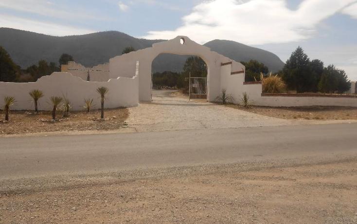 Foto de rancho en venta en sin sin, nuncio, arteaga, coahuila de zaragoza, 396964 No. 25