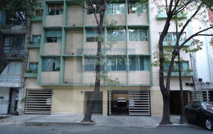 Foto de departamento en venta en sinaloa 1, roma norte, cuauhtémoc, df, 1478147 no 01