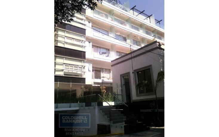 Foto de departamento en renta en sinaloa 179, roma norte, cuauhtémoc, distrito federal, 2795299 No. 01