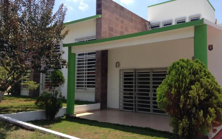 Foto de casa en venta en  842, plan de ayala, tuxtla gutiérrez, chiapas, 1528254 No. 01