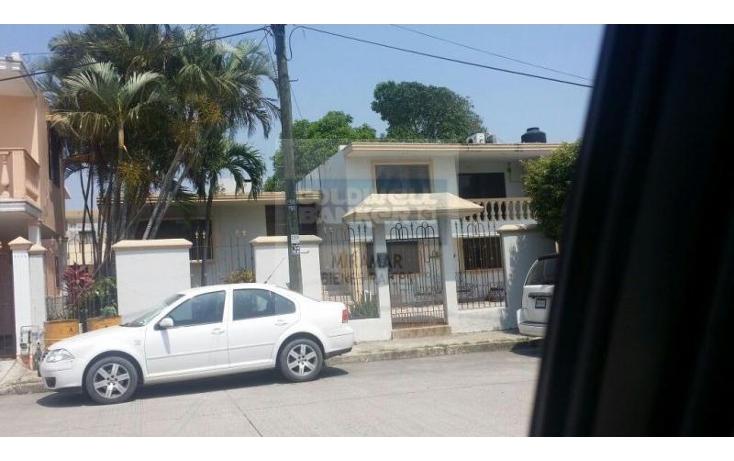 Foto de casa en venta en sinaloa , unidad nacional, ciudad madero, tamaulipas, 1841768 No. 01