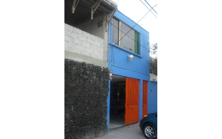 Foto de casa en venta en  , sindicato mexicano de electricistas, azcapotzalco, distrito federal, 1560446 No. 01
