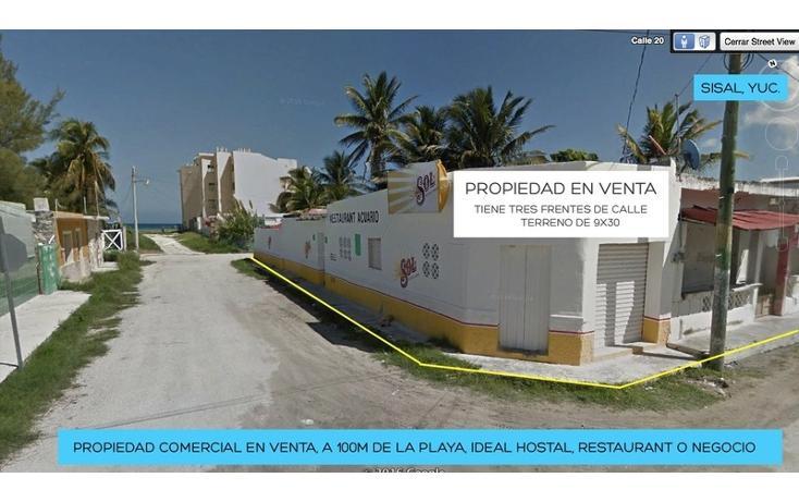 Foto de casa en venta en  , sisal, hunucmá, yucatán, 1626587 No. 04