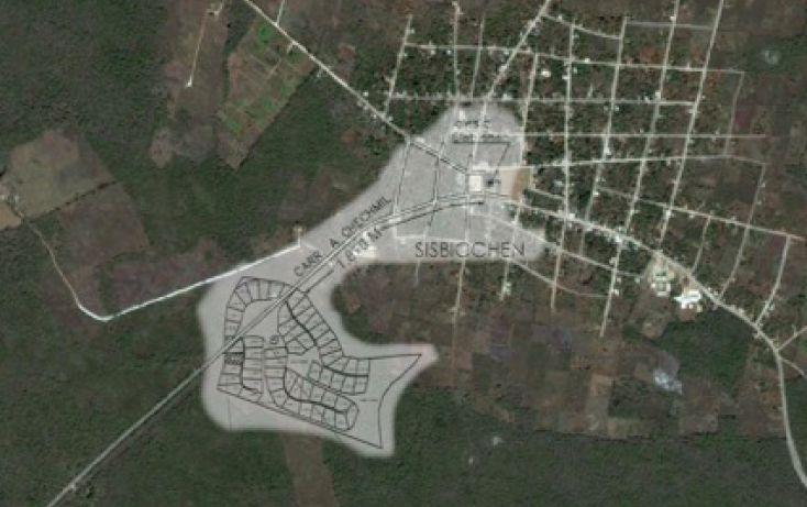 Foto de terreno comercial en venta en, sisbichen, chemax, yucatán, 1700666 no 04