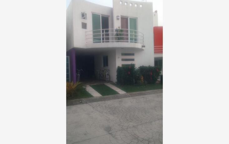 Foto de casa en venta en  , sitio del sol, cuautla, morelos, 1569458 No. 01