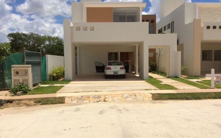 Foto de casa en venta en  , sitpach, mérida, yucatán, 1132297 No. 01