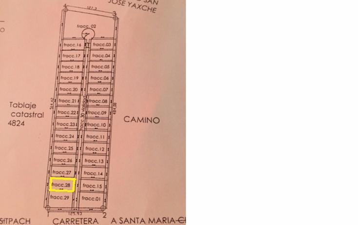 Foto de terreno habitacional en venta en  , sitpach, mérida, yucatán, 1162245 No. 01