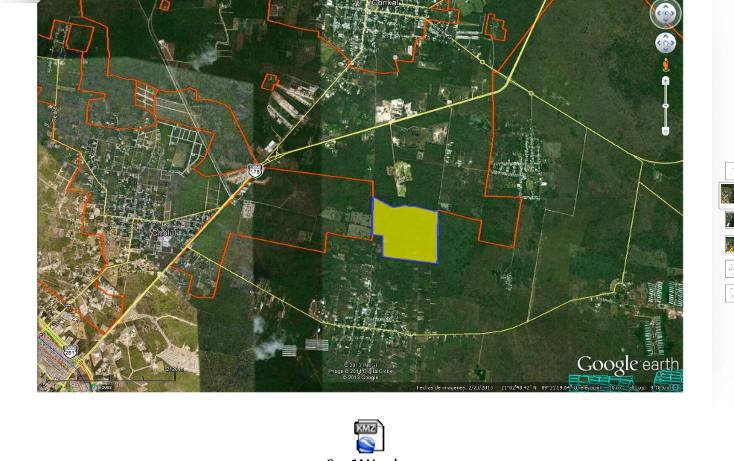 Foto de terreno habitacional en venta en  , sitpach, mérida, yucatán, 1264239 No. 01