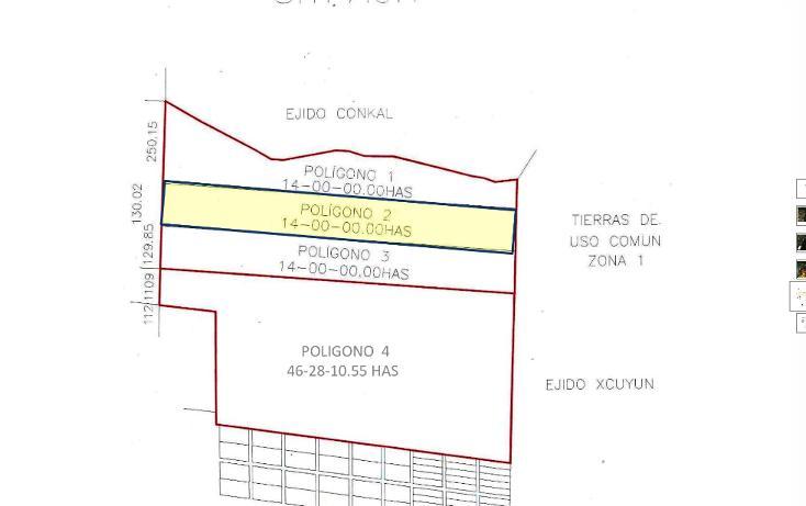 Foto de terreno habitacional en venta en  , sitpach, mérida, yucatán, 1264239 No. 04
