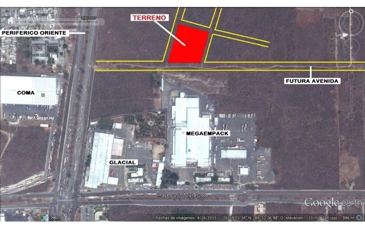 Foto de terreno comercial en venta en  , sitpach, mérida, yucatán, 1693676 No. 01