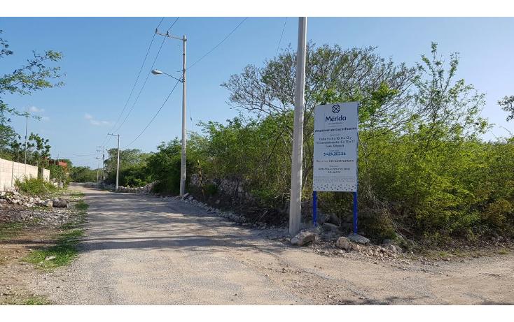 Foto de terreno habitacional en venta en  , sitpach, mérida, yucatán, 1975710 No. 03