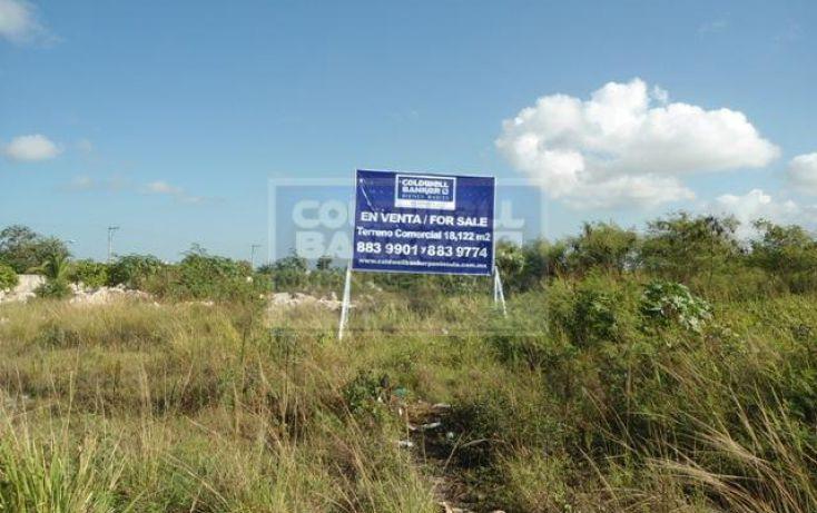 Foto de terreno habitacional en venta en sm 104 manzana 66 av lpez portillo, supermanzana 104, benito juárez, quintana roo, 561347 no 01