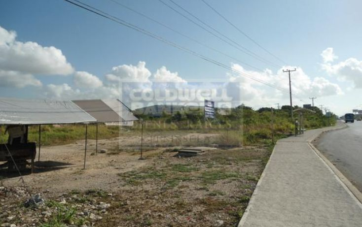 Foto de terreno habitacional en venta en sm 104 manzana 66 av lpez portillo, supermanzana 104, benito juárez, quintana roo, 561347 no 02