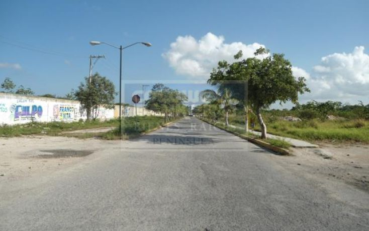 Foto de terreno habitacional en venta en sm 104 manzana 66 av lpez portillo, supermanzana 104, benito juárez, quintana roo, 561347 no 03