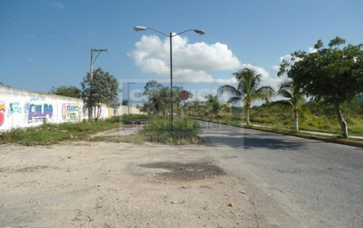 Foto de terreno habitacional en venta en sm 104 manzana 66 av lpez portillo, supermanzana 104, benito juárez, quintana roo, 561347 no 04