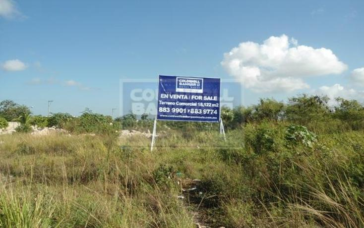Foto de terreno comercial en venta en  , supermanzana 104, benito juárez, quintana roo, 561347 No. 01