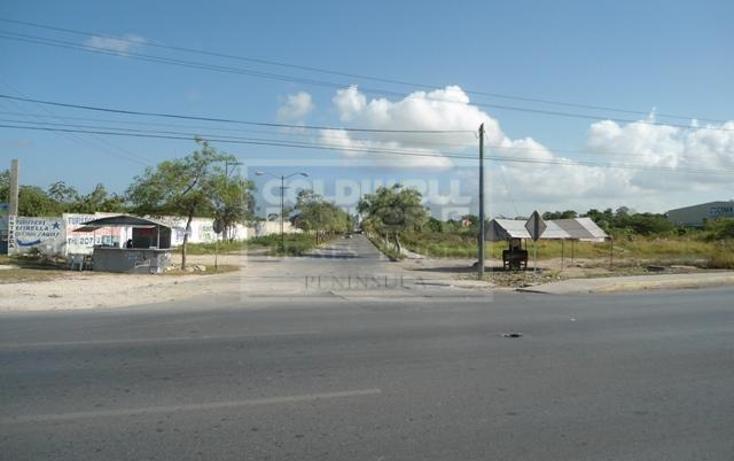 Foto de terreno comercial en venta en  , supermanzana 104, benito juárez, quintana roo, 561347 No. 07