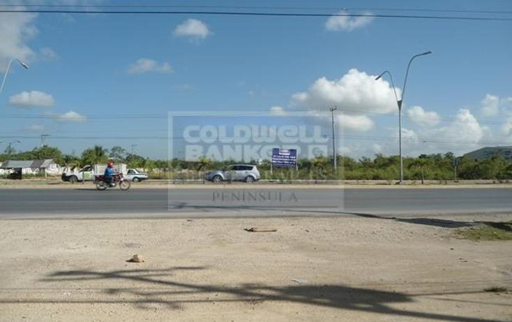 Foto de terreno comercial en venta en  , supermanzana 104, benito juárez, quintana roo, 561347 No. 10