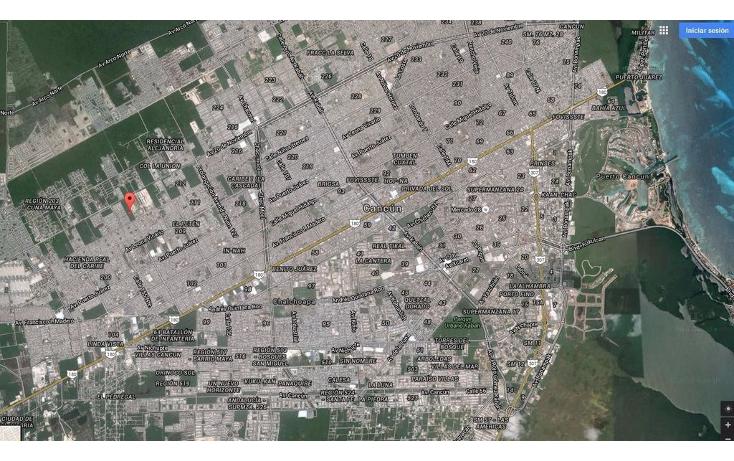 Foto de terreno comercial en venta en  , sm 207 villas del sol ii, benito juárez, quintana roo, 1132095 No. 02