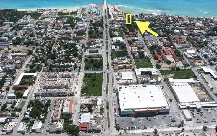 Foto de terreno habitacional en venta en  smla083, playa del carmen centro, solidaridad, quintana roo, 376207 No. 05