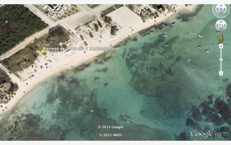Foto de terreno habitacional en venta en  smls094, playa del carmen centro, solidaridad, quintana roo, 371563 No. 02