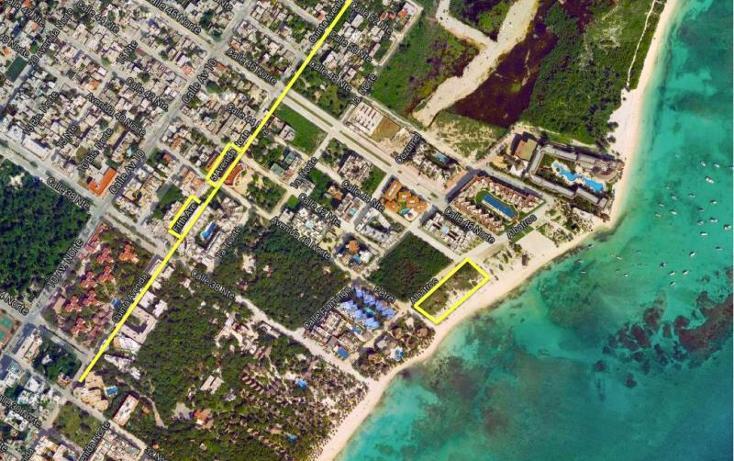 Foto de terreno habitacional en venta en  smls094, playa del carmen centro, solidaridad, quintana roo, 371563 No. 06