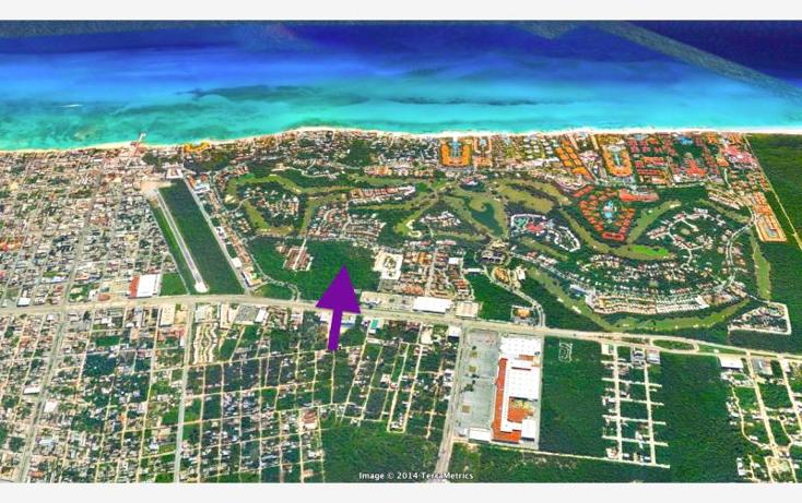 Foto de terreno habitacional en venta en  smls097, playa del carmen, solidaridad, quintana roo, 402967 No. 01