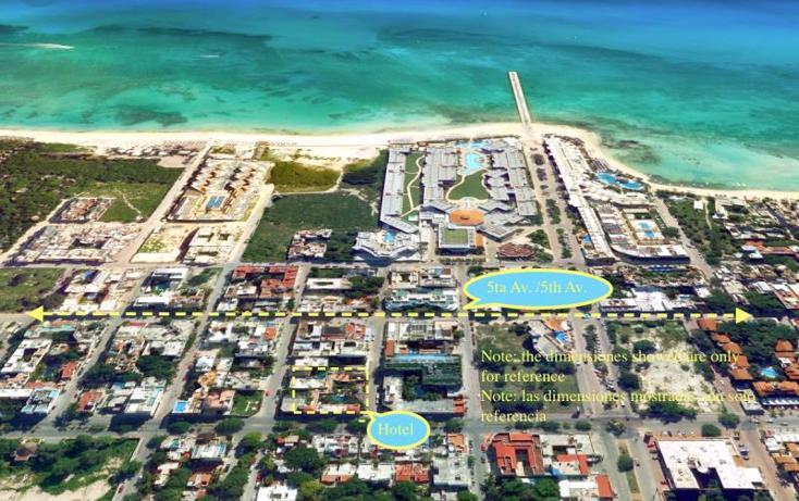 Foto de edificio en venta en  smls100, playa del carmen centro, solidaridad, quintana roo, 462952 No. 13