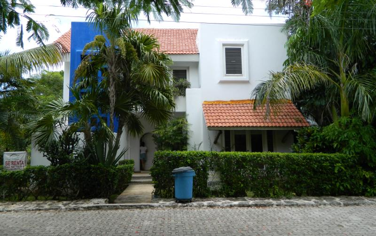Foto de casa en venta en  smls114, playa del carmen, solidaridad, quintana roo, 379555 No. 01
