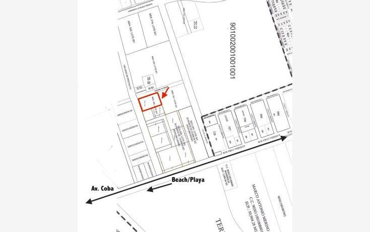 Foto de terreno habitacional en venta en smls124 smls124, tulum centro, tulum, quintana roo, 521281 No. 01