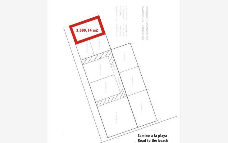 Foto de terreno habitacional en venta en smls124 smls124, tulum centro, tulum, quintana roo, 521281 No. 03