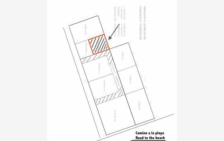 Foto de terreno habitacional en venta en  smls125, tulum centro, tulum, quintana roo, 521151 No. 03