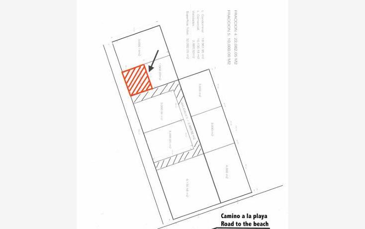 Foto de terreno habitacional en venta en  smls126, tulum centro, tulum, quintana roo, 521157 No. 02