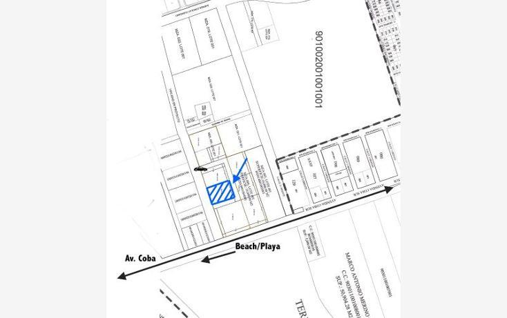 Foto de terreno habitacional en venta en  smls130, tulum centro, tulum, quintana roo, 521118 No. 02
