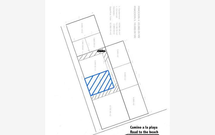 Foto de terreno habitacional en venta en a pasos de avenida coba smls130, tulum centro, tulum, quintana roo, 521118 No. 03