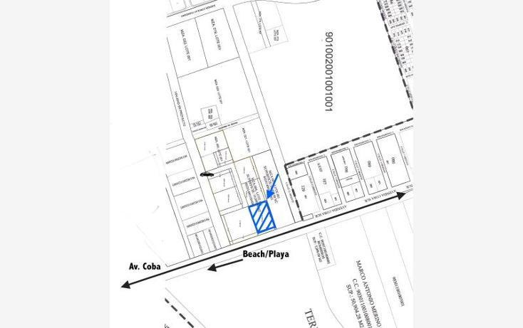 Foto de terreno comercial en venta en  smls131, tulum centro, tulum, quintana roo, 523021 No. 02