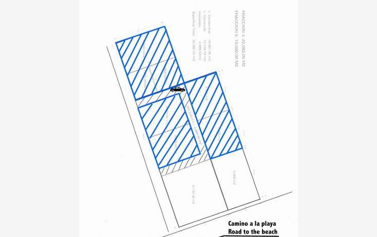 Foto de terreno habitacional en venta en  smls132, tulum centro, tulum, quintana roo, 522971 No. 01