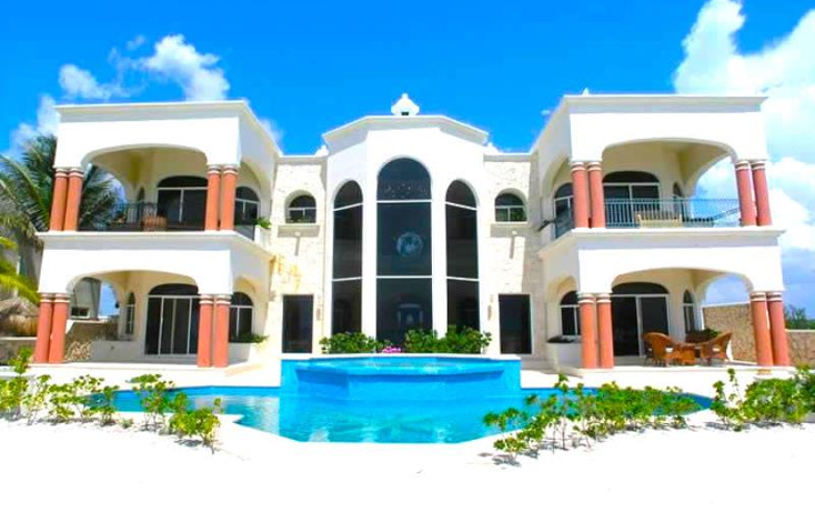 Foto de casa en venta en  smls133, akumal, tulum, quintana roo, 525941 No. 08