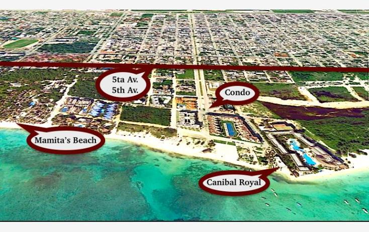 Foto de departamento en venta en  smls165, playa del carmen centro, solidaridad, quintana roo, 1650148 No. 35