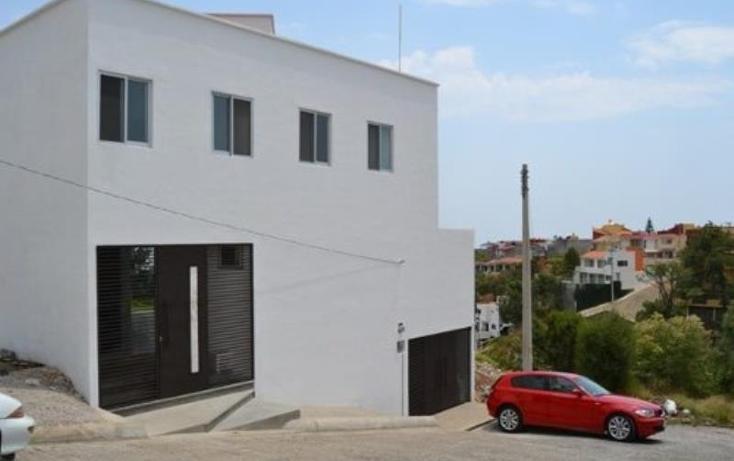 Foto de casa en venta en sn 0, lomas de ahuatlán, cuernavaca, morelos, 510705 No. 02