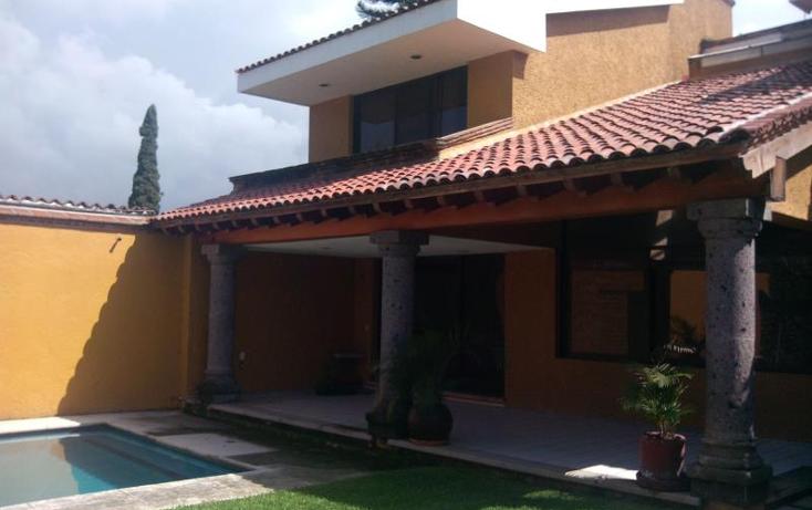 Foto de casa en venta en sn 0, lomas de cortes, cuernavaca, morelos, 516165 No. 01