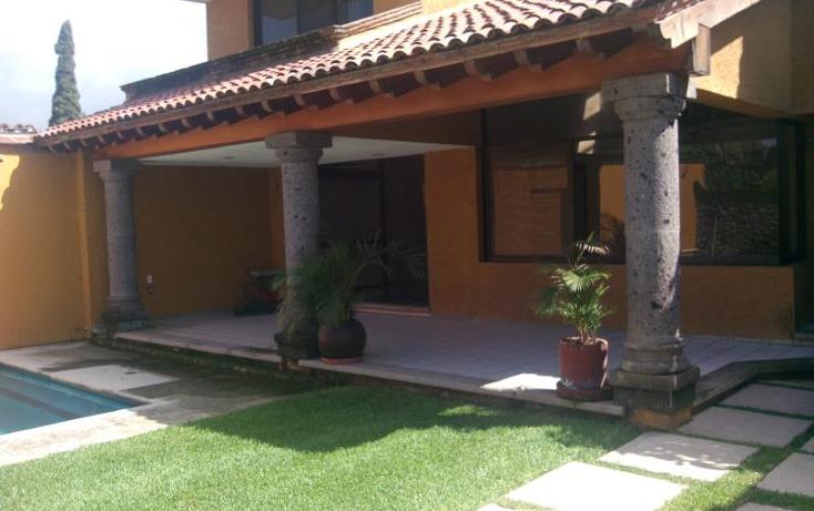 Foto de casa en venta en sn 0, lomas de cortes, cuernavaca, morelos, 516165 No. 02