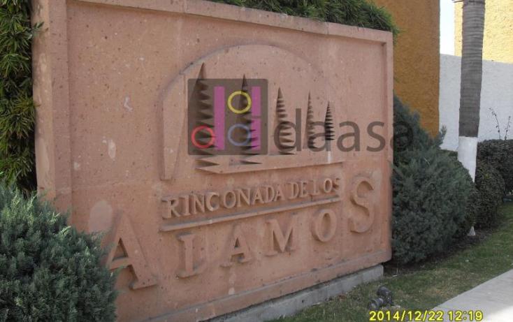 Foto de terreno habitacional en venta en sn 1, álamos 1a sección, querétaro, querétaro, 701339 no 01