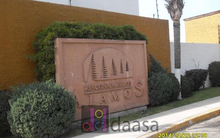 Foto de terreno habitacional en venta en sn 1, álamos 1a sección, querétaro, querétaro, 701339 no 12